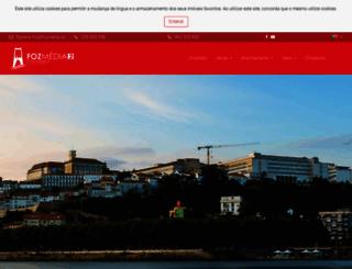 fozmedia.pt screenshot
