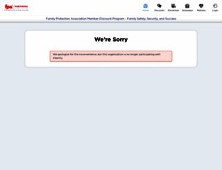 fpa.memberdiscounts.co screenshot