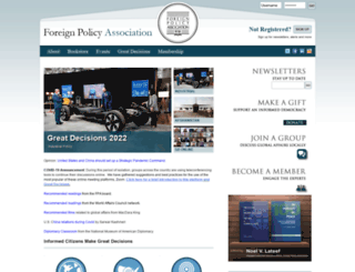 fpa.org screenshot