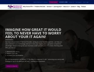 fpasoftware.com screenshot