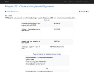 fpca.esp.br screenshot