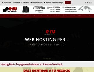 fperu.com screenshot