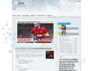 fpfrance.com screenshot