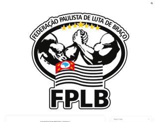 fplb.com.br screenshot