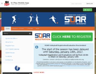 fpos28164001.sportssignupapp.com screenshot