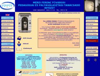 fppti.hu screenshot