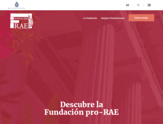 fprorae.es screenshot