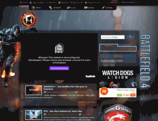 fps.fureur.org screenshot