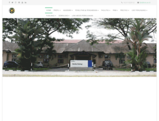fpsi.usu.ac.id screenshot