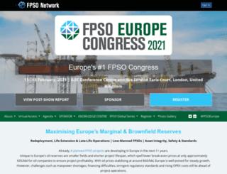fpsoeuropecongress.iqpc.sg screenshot