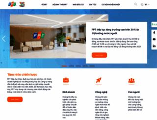 fpt.com.vn screenshot
