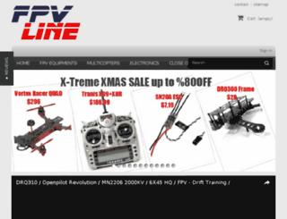 fpvline.com screenshot