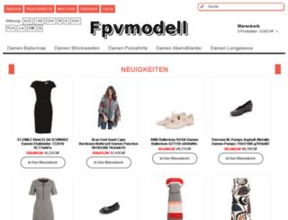 fpvmodellflug.ch screenshot