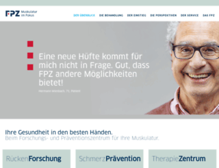 fpz.de screenshot