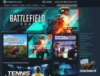 fr-focushop.gamesplanet.com screenshot