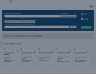 fr-promod-recrute.talent-soft.com screenshot
