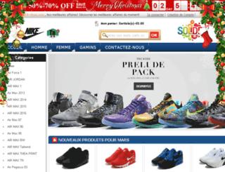 fr-shoes.com screenshot