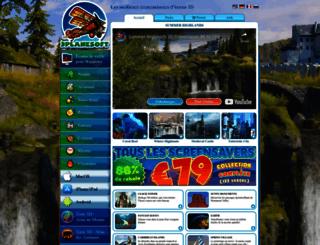 fr.3planesoft.com screenshot