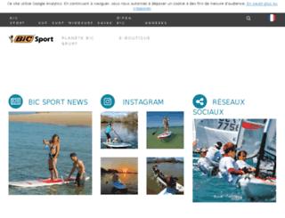 fr.bicsport.com screenshot