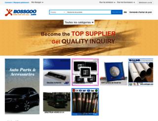 fr.bossgoo.com screenshot