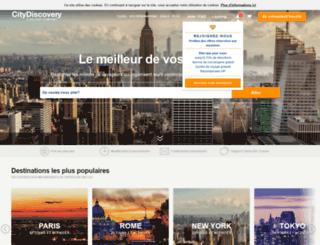 fr.city-discovery.com screenshot