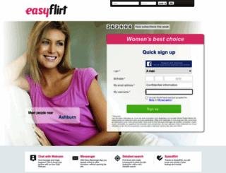 fr.easyflirtpartners.biz screenshot