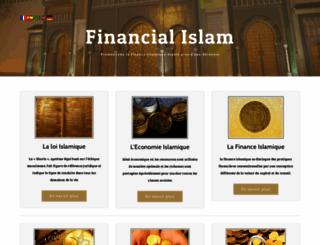 fr.financialislam.com screenshot