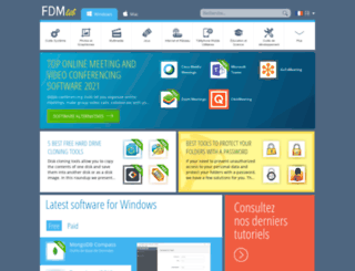 fr.freedownloadmanager.org screenshot