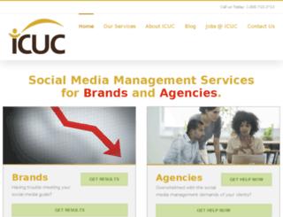 fr.icucmoderation.com screenshot
