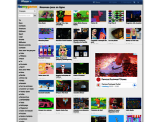 fr.itsmygame.org screenshot