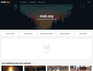 fr.mob.org screenshot