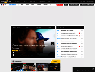 fr.motorsport.com screenshot