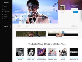 fr.myspace.com screenshot