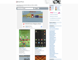 fr.onsmartphone.com screenshot