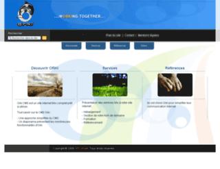 fr.orki.org screenshot