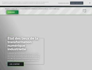 fr.ptc.com screenshot