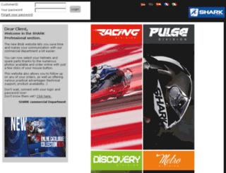 fr.shark-servicestore.com screenshot