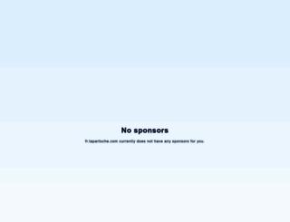 fr.tapartoche.com screenshot