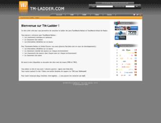 fr.tm-ladder.com screenshot