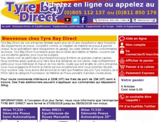 fr.tyrebaydirect.eu screenshot