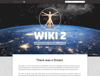fr.wiki2.org screenshot