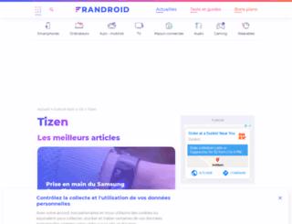 frabada.net screenshot