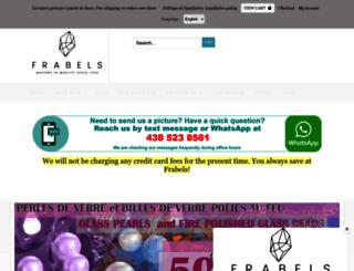 frabels.com screenshot