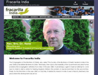 fracarita-india.in screenshot
