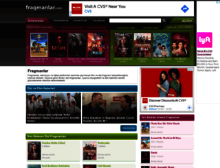 fragmanlar.com screenshot
