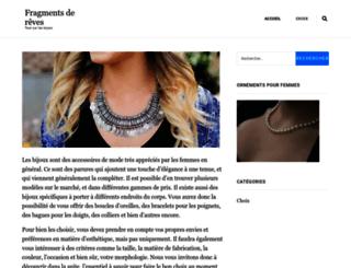 fragmentsdereves.com screenshot