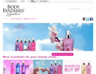 fragrancerebel.com screenshot