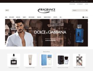 fragranceshop.com screenshot