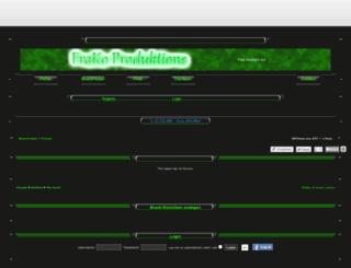 frakobot-support-und-forum.forumo.de screenshot