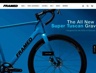 framedbike.com screenshot